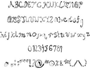 abc-Starberry-Swirl-Delight-1 Fonts da Moranguinho