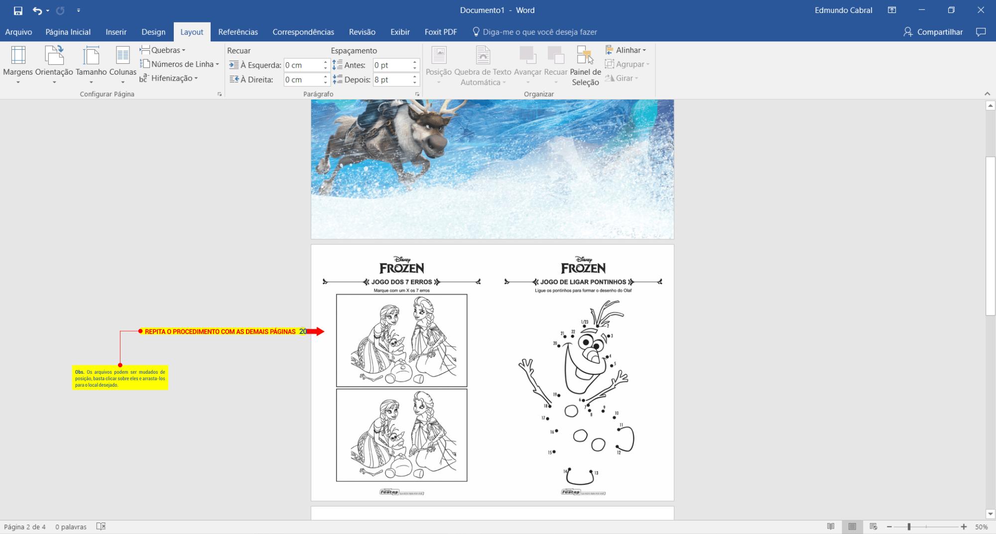 Como-fazer-livrinho-de-para-festas-06 Como montar um Livrinho para festa - Desenhar ou Atividades