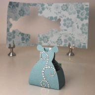 Lembrancinha-Vestido-caixa-para-festa-princesa-01-1 Moldes de Caixinhas Vestido - Princesas, Fadas, Noivas e Debutantes
