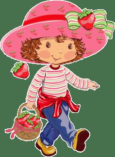 Moranguinho-strawberry-shortcake-01 Imgens da Moranguinho
