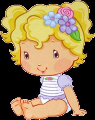 gotinha-de-limão-moranguinho-baby-strawberry-shortcake Imagens da Moranguinho Baby