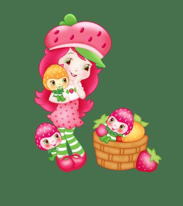 nova-moranguinho-new-strawberry-shortcake-09 Imagens da Nova Moranguinho