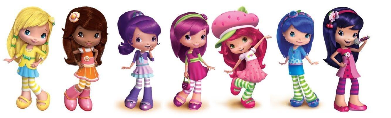 nova-turma-da-moranguinho-new-strawberry-shortcake-10 Imagens da turma da nova Moranguinho