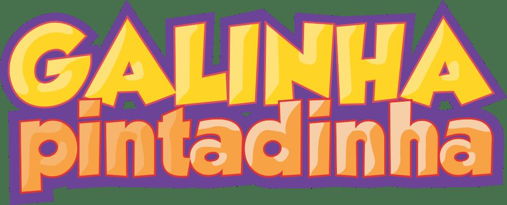 Galinha-Pintadinha-Logo-02 Font da Galinha Pintadinha