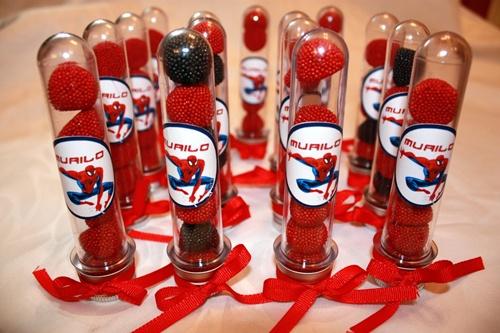 doces-1 Homem Aranha Festa infantil
