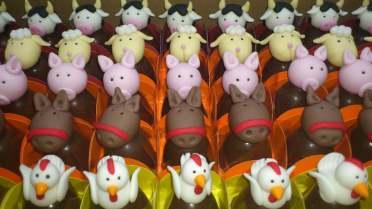 Doces-aniversário-tema-Fazendinha-Country-São-João-52 Idéias para festa Infantil com tema Fazendinha para meninos e meninas