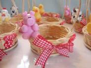Lembrancinha-aniversário-fazendinha-centro-de-mesa Idéias para festa Infantil com tema Fazendinha para meninos e meninas