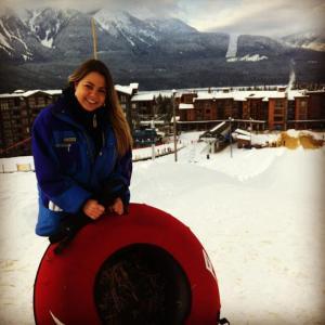 #experiência – Meu ano-novo no Canadá