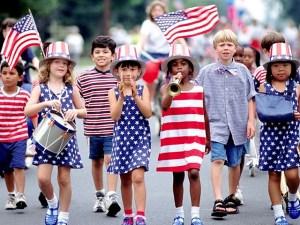 O 4 de julho para os americanos