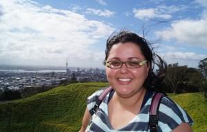 #experiência: Julice Rodrigues, Auckland, NZ