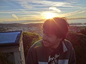 #experiência: Lucas Bicalho, Nelson, NZ