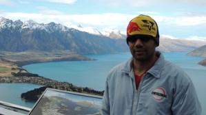 #experiência: Raphael Barbosa de Souza, Queenstown e Christchurch, NZ