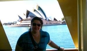 #experiência: Tanara Oliveira, Sydney, AU