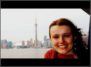 #experiência: Lismara Aparecida Diogo, Toronto, CN