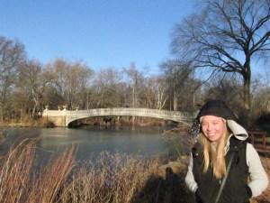 #experiência: Luciana Teixeira, New York, EUA