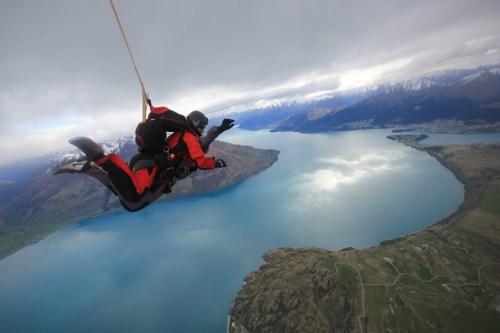 #experiência: Cynthia Carvalho, Auckland, NZ