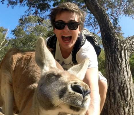 Thiago Sulzbach experiencias na Australia