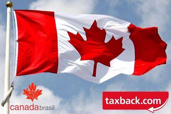 Recuperando Impostos pagos no Canadá