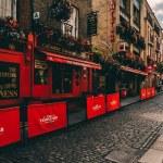 Dublin Estudar na Irlanda