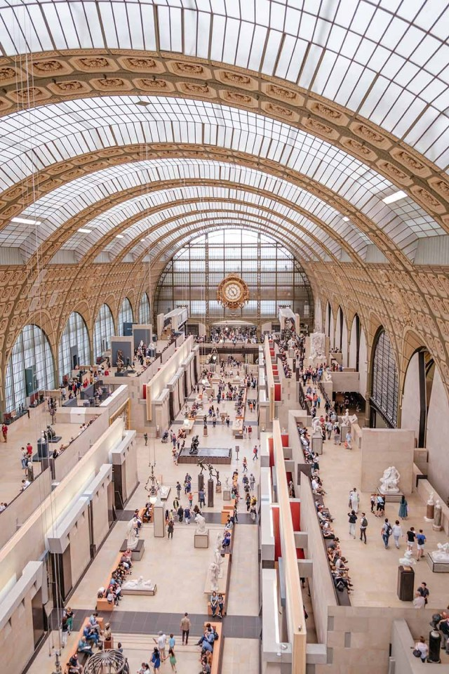tour virtual museu paris