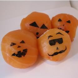 Sushi especial de Halloween