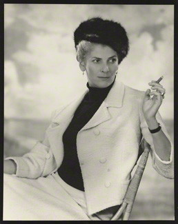 NPG x12159; Elizabeth Jane Howard by Madame Yevonde