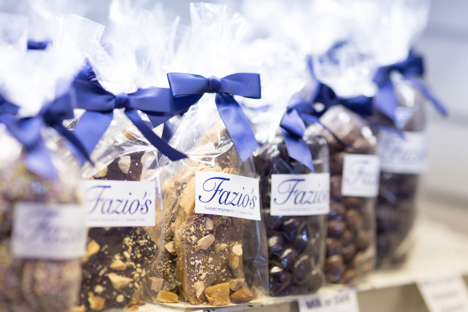 bags of fazios chocolate