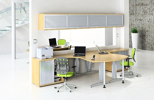 Meja Kantor Rumah Minimalis