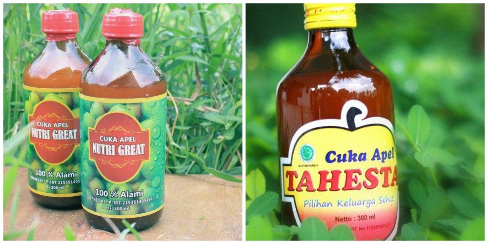 Harga Berbagai Macam - Superfood -  Cuka Apel Tahesta & Nutrigreat