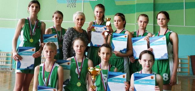 Первенство Кемеровской области среди девочек 2009г.р