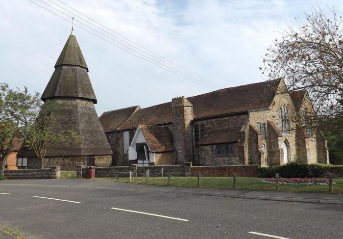 древняя деревянная церковь