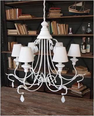 Люстры в стиле прованс - элегантность и изысканный декор