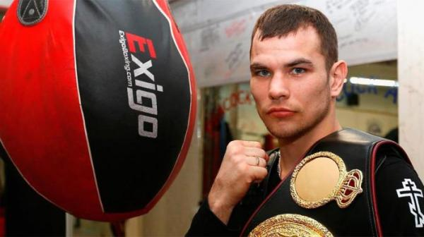 Дмитрий Чудинов биография боксёра