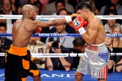 Boxer John Ruiz: Lupte de greutate americană