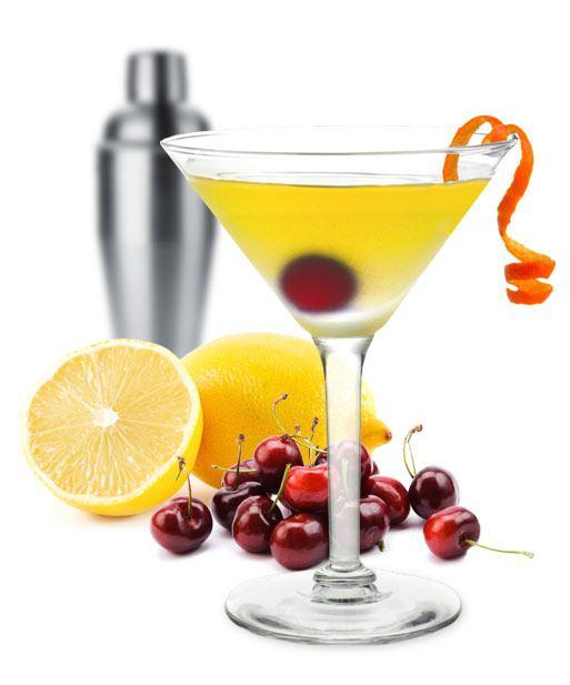 Martini bianco richtig servieren