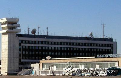 Aeroportul Internațional Khabarovsk. Aeroportul Khabarovsk