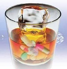 Но-шпа и его совместимость с алкоголем
