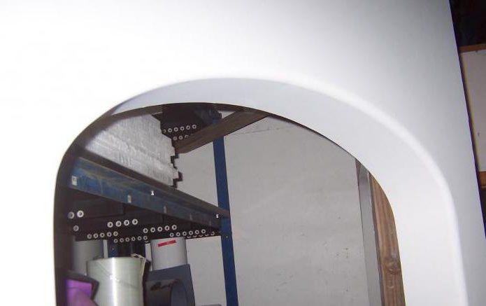 арка из гипсокартона мокрым способом
