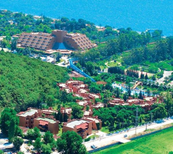 """Отель """"Квинс Парк Гейнюк"""" (Queens Park Goynuk), Турция ..."""