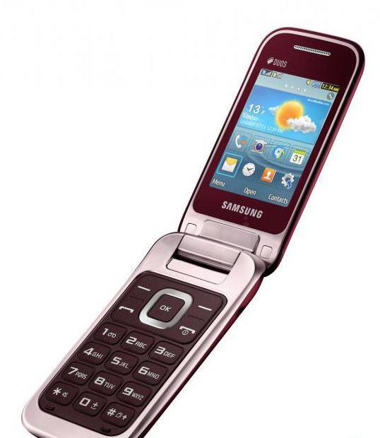 """Самсунг"": телефоны-раскладушки. Обзор, виды ..."