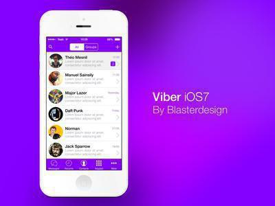 Viber не може да бъде изтеглен на iPhone 4  Начини за