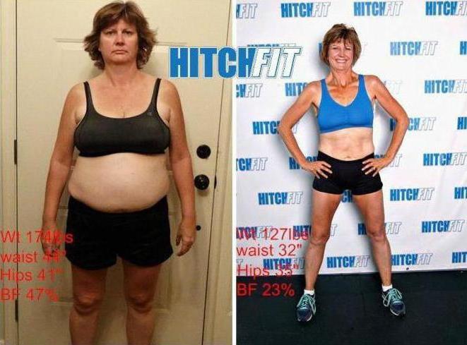 как похудеть без диет после 50 лет