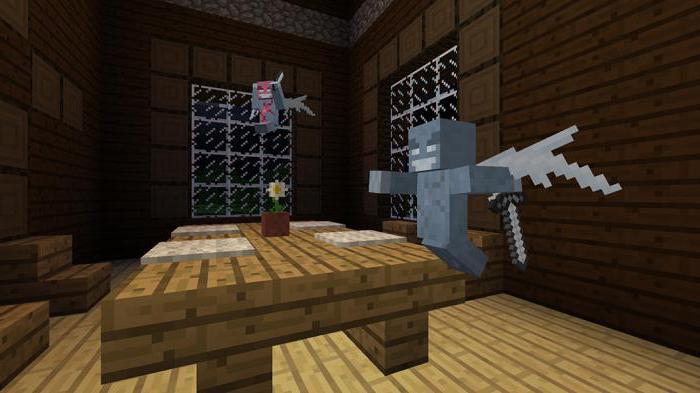 Paano makahanap ng isang kagubatan mansion sa Minecraft Ne.