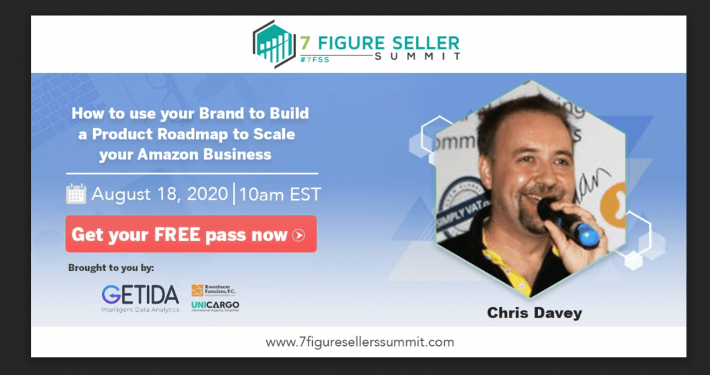 7 Figure Seller Summit: I'm On Speaking Soon!