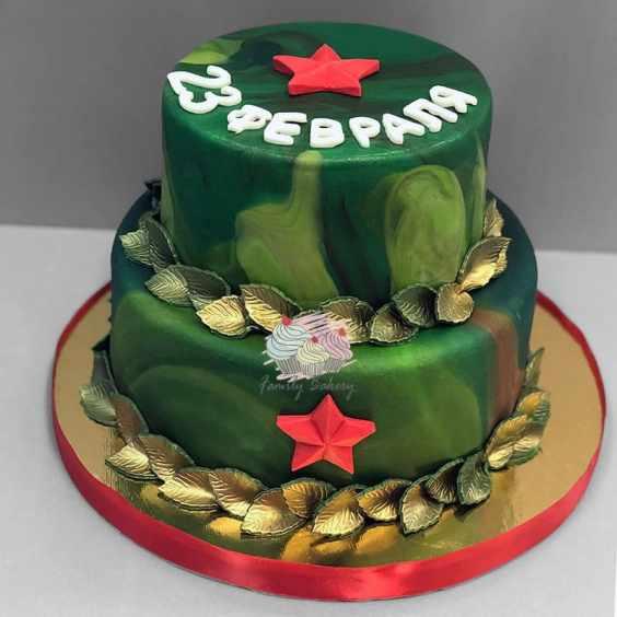 "Картинки по запросу ""торт на 23 февраля"""