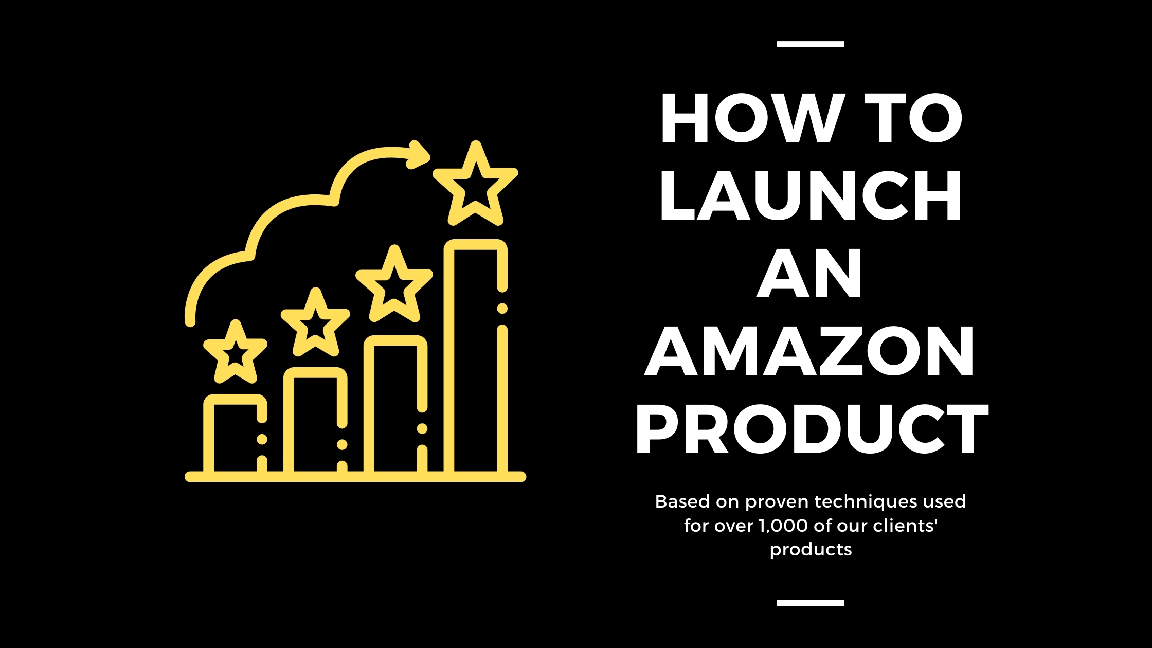 how to launch an amazon product