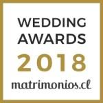 Premio matrimonios.cl 2018