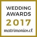Premio matrimonios.cl 2017