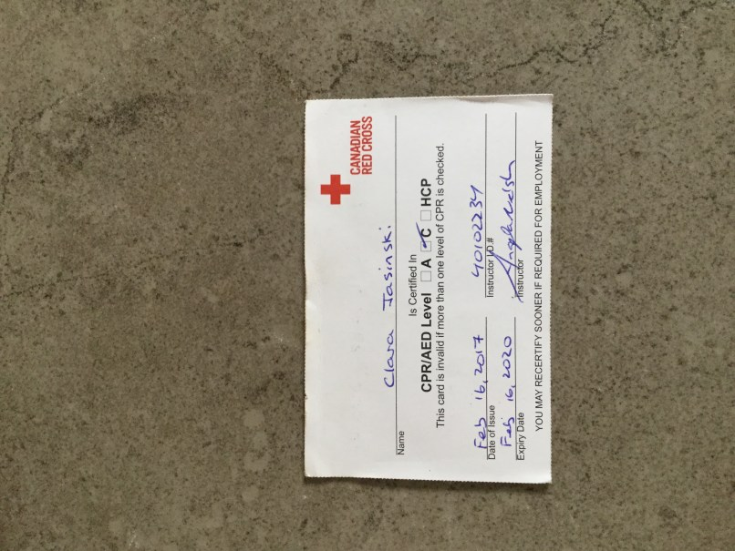 Red Cross Canada Lost Cpr Card Cekharga