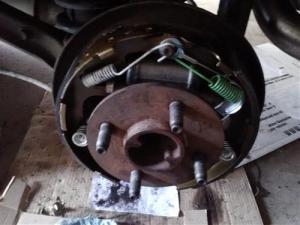 Mustang Rear Drum Brake Rebuild Kit (8093)